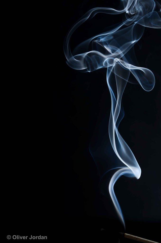 Incense Sticks smell smoky