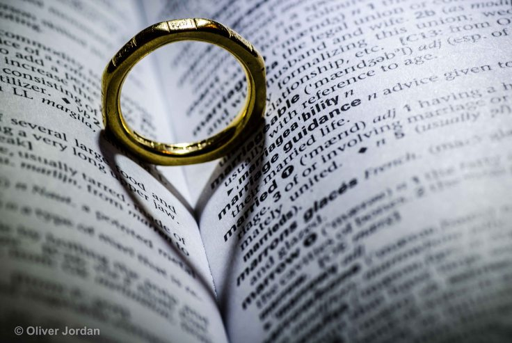 one ring marriage