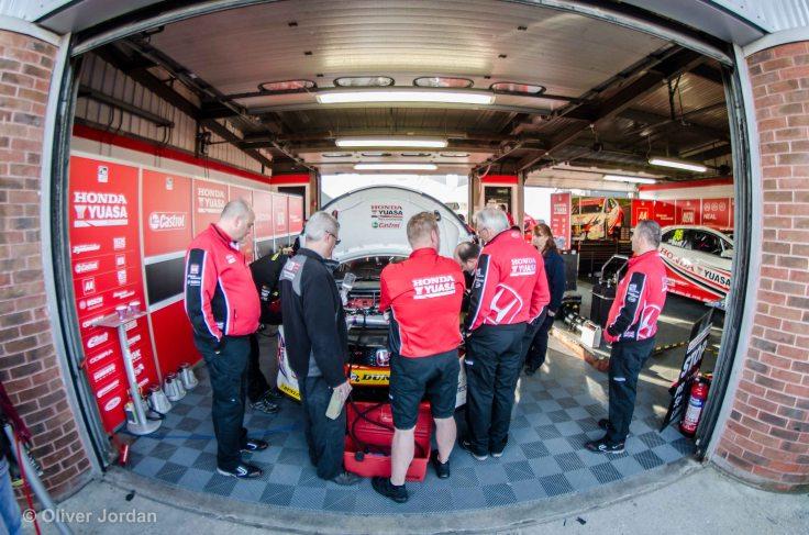 Honda Crew