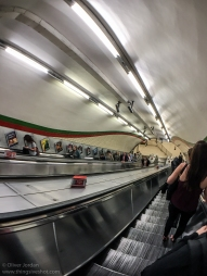 London Underground - Olloclip Active - Ultra-Wide