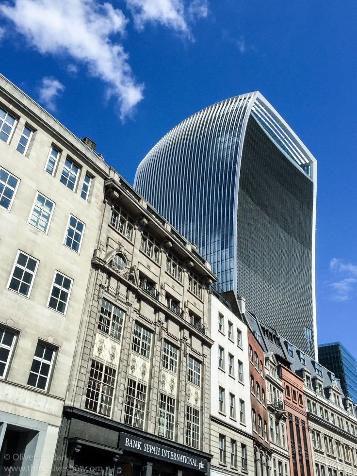 Walkie Talkie London